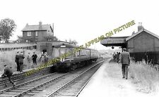 Arkwright Town Railway Station Photo. Chesterfield -Bolsover. Langwith Line. (1)