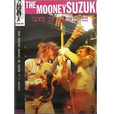 THE MOONEY SUZUKI Live In Madrid!!! DVD . zen guerrilla flaming sideburns hives