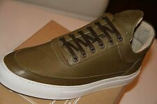 Men's Filling Pieces Low Top AW13 Leather Olive EU 43 US 9