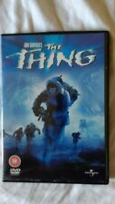 THE THING    DVD JOHN CARPENTER CLASSIC