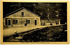 Cartolina Formato Piccolo - Mont Cenis - Frontière Italienne m. 2080 Viaggiata