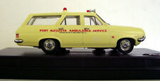 Trax 1/43 TR57D 1965 Holden HD Wagon Port Augusta Ambulance..