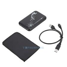 """USB 2.0 2.5"""" Hard Drive Disk IDE HDD External Enclosure Case Cover Box for PC HD"""