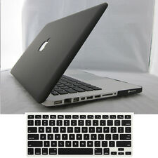 "Quicksand Rubberized Matt Hard Case Cover Cut-out for MacBook Pro 13"" Air 11/13"""