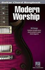 Modern Worship - Guitar Chord Songbook (2011, Paperback)