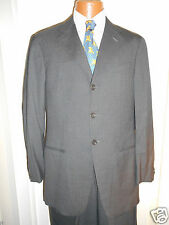 ARMANI COLLEZIONI FINE STRIPED Suit  SIZE 40 R  From ITALY..!! EXCELLENT.!!