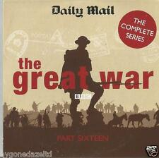 THE GREAT WAR PART SIXTEEN(16) BBC DAILY MAIL PROMO(FREE UK POST)
