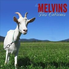 NEW Tres Cabrones by Melvins CD (CD) Free P&H