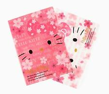 Sanrio Hello Kitty Cherry 2pcs Clear File Document