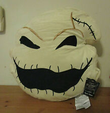 DISNEY NIGHTMARE BEFORE CHRISTMAS  JOOGIE BOOGIE FACE SOFT PLUSH  PILLOW