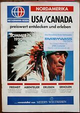 "Neckermann-catalogo ""USA/Canada"" estate 1990"