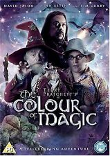 The Colour Of Magic Brian Cox, Christopher Lee, Jeremy Irons BRAND NEW UK DVD R2