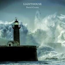 DAVID CROSBY - Lighthouse  -- CD  NEU & OVP