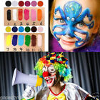 12 Colors Face Body Party Cosplay Painting Oil Art Stage Make Up Set Kit Gift GP