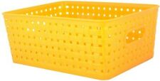 Kosh Plastic Fruit & Vegetable Basket With Lid