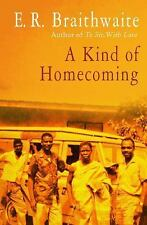A Kind of Homecoming by E. R. Braithwaite (2014, Paperback)