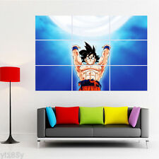 Dragon Ball Z Goku Poster Giant Large Print Huge Art