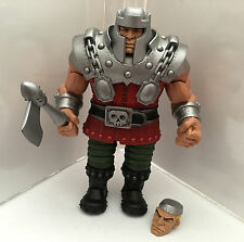 RAM-MAN • C9 • 100% COMPLETE • MASTERS OF THE UNIVERSE CLASSICS
