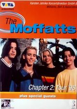 MOFFATTS - 1998 - Tourplakat - Chapter 2 - Tourposter - Concert