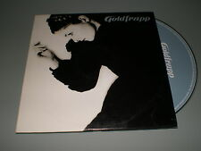 FRENCH CD PROMO GOLDFRAPP UTOPIA CARDBOARD SLEEVE SAMPLER EDITION COLLECTOR 2000