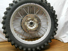 YZ 250 WR YAMAHA 1993 YZ 250 WR 1993 REAR WHEEL
