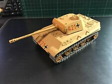 1/50 Panthe Ausf G Tank  [Die Cast Metal w/ working metal tracks] : Solido