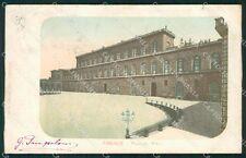 Firenze Città Palazzo Pitti cartolina XB2315