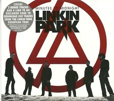 CD (NEU!) LINKIN PARK - Minutes to Midnight (+3 /Shadow of the day Linking mkmbh