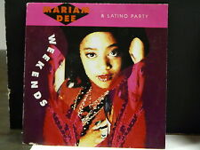MARIAM DEE & LATINO PARTY Weekends 879 646-7