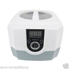 1.4L 60W ULTRASONIC CLEANER TIMER JEWELRY WATCH GLASS TATTOO DENTAL ULTRASOUND