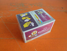 1 BOX DA 100 BUSTINE DI FIGURINE PANINI UEFA EURO 2012 ED STRANIERA SIGILLATO
