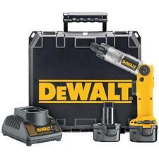 """DEWALT Two-Position Screwdriver Kit DW920K-2 Set Ni-Cad Cordless 7.2V 1/4"""" New"""