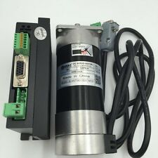 180W DC Servo Motor Dirve Kit 81oz.in 36V Brushless 0.57Nm 3000rpm Leadshine CNC