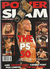 Power Slam, The Wrestling Magazine, The PS top 50,  No 198
