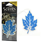 Auto Expressions NEW CAR Leaf Hanging 2D Air Freshener Scent Car Home STRONGER
