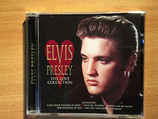 "ELVIS PRESLEY -""THE LOVE COLLECTION""-RARE 24 TRACK M&S CD 2000-NEW"