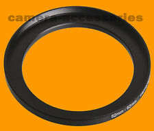52mm to 62mm 52-62 Stepping Step Up Filter Ring Adapter 52-62mm 52mm-62mm