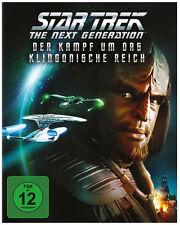 Blu-ray * STAR TREK: THE NEXT GENERATION - DER KAMPF UM DAS KLINGONISCHE REICH +
