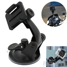 Reusable Vacuum Suction Cup Windshield Car Window Mount for GoPro HD Hero 2 3 3+
