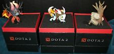 LOT OF 3 DOTA 2 DEMIHEROES TINY DOOM & SLARK ALL NEW IN BOX - NO CODES SERIES 1
