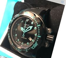 NFW Viperfish Stealth Black Automatic Dive Watch Model-08910