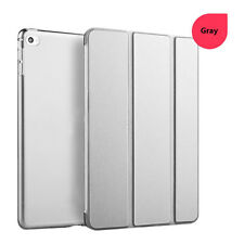 Color TPU iPad Case Smart Stand Back Cover For iPad Air 1 2 /Mini 4 3/ Pro 9.7""