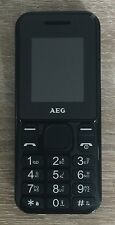 AEG Binatone Big Button Dual-Sim MP3 Radio Bluetooth Radio Calendar