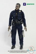 BOMTOYS 1:6 Action Figure Officer Zombie BT-003