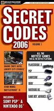 Secret Codes 2006 BradyGames Paperback