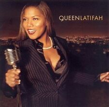 The Dana Owens Album (CD) by Queen Latifah (Shelf CD 43)
