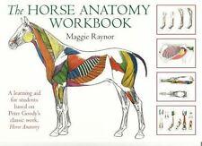 The Horse Anatomy Workbook (Allen Student)