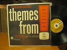 Lew Douglas Themes from TV and Screen LP Carlton LP 12/126 Mono