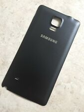 Original Samsung Galaxy Note 4 N910F Akkudeckel Deckel Cover Backcover Schwarz