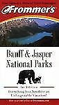 Frommer's Banff and Jasper National Parks Pashby, Christie Paperback